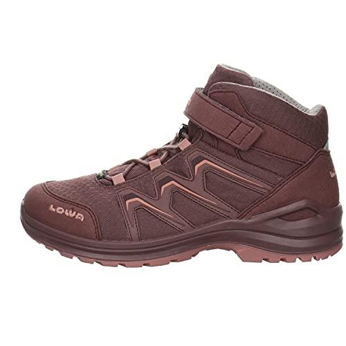 Lowa Mädchen Boots Maddox Mid GTX Trekkingschuh Kombinationen rosa Gr. 34