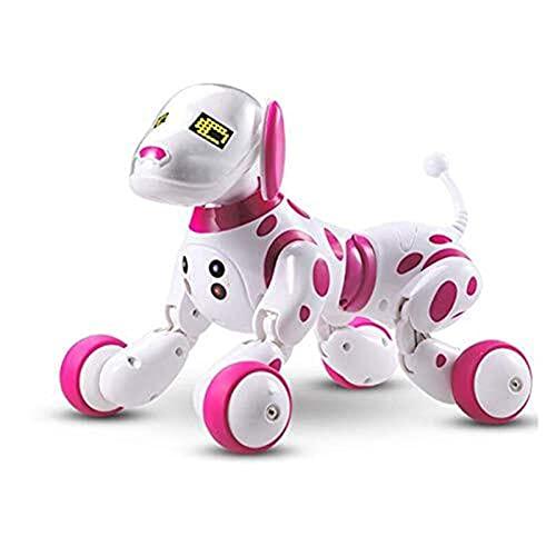 Robotique à Distance Stunt contrôle des Chiens Peut Aller aheadShaking sa tête Jouer la Chanson Robot avec Son for Les Enfants garçons et Filles