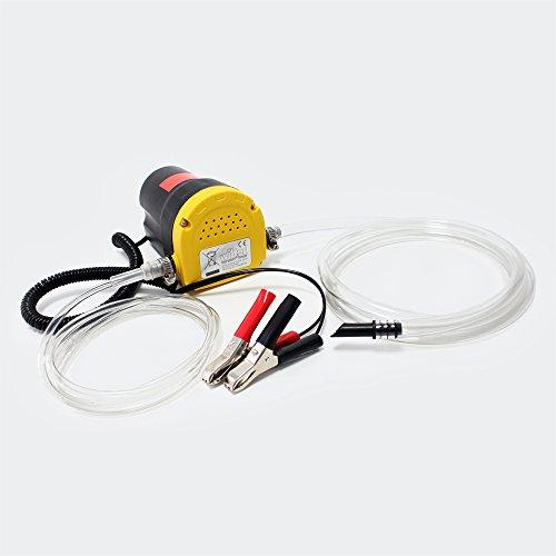 Pompa di aspirazione dell´olio 12 V Pompa per gasolio e nafta Pompa olio Cambio olio