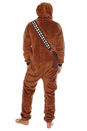 Star Wars Chewbacca Jumpsuit braun - 2