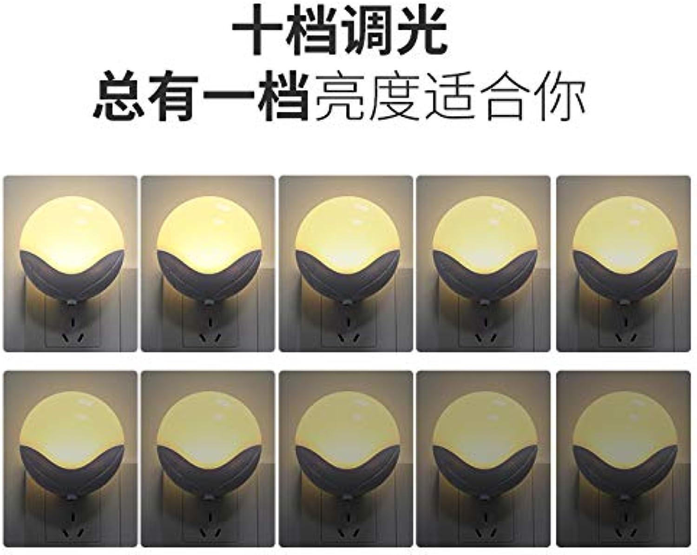 Huizheng Sechseck Kreis mit Nordic Simulation Pflanze Wandleuchte, Schlafzimmer Nachttischlampe, kreative Pflanze dekorative Wandleuchte