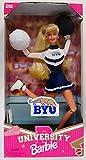 BYU - University Barbie - Cheerleader by Barbie