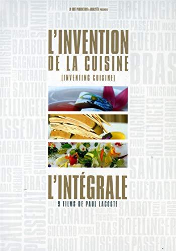 L'Invention de la cuisine : L'intégrale [Francia] [DVD]