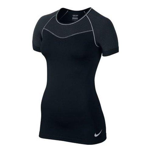 Nike PRO HC LIMITLESS SS TOP T-Shirt Women, Black, XS