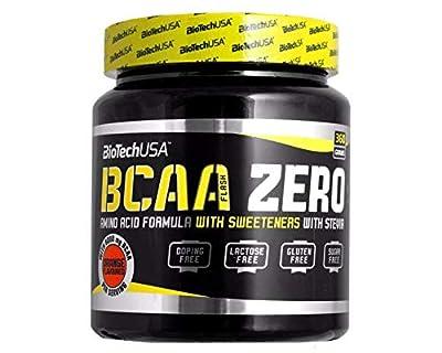 Bio Tech USA BCAA Zero Supplement, 360 g, Kiwi Lime from Bio Tech USA