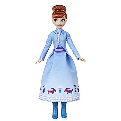Disney Frozen Olaf's Adventure Anna Doll