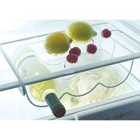 KGA-SUPPLIES Étagère à vin et Porte-Bouteilles, Compatible avec Tous Les réfrigérateurs