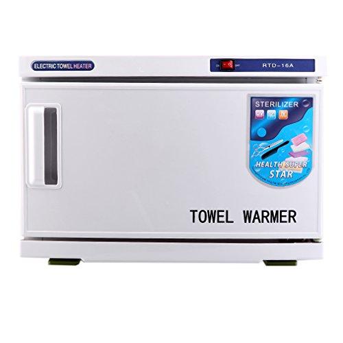 Cheap water-chestnut 2 in 1 Disinfection UV Sterilizer Cabinet Machine for Beauty Salon Spa (23L)