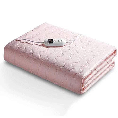 AGWa Eléctrica climatizada manta Lanza más suave paño grueso y suave de...
