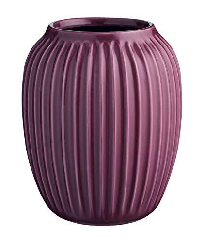 Kähler 692382 Hammershoi Vase, Steingut