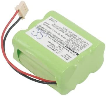 1500mAh Battery Replacement for Mint 4200 4205 Automatic Floor Cleaner 4000 Plus 5000 GPHC152M07 product image
