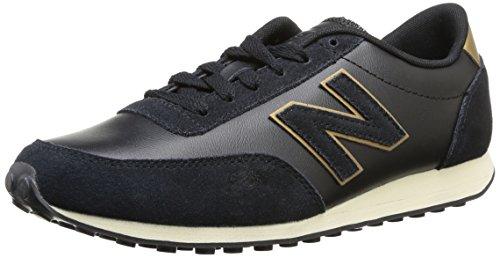 New Balance U410 D, Zapatillas Unisex Adulto, Negro-Noir (Skg Black), 44