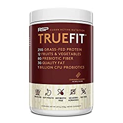 RSP TrueFit Grass Fed Lean Meal Replacement Protein Shake