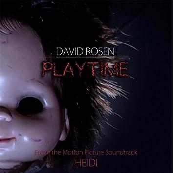 "Playtime (From ""Heidi"")"