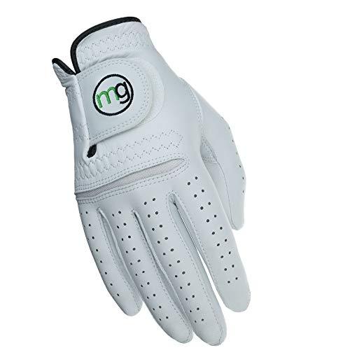 MG Golf Glove Mens DynaGrip Elite All-Cabretta Leather (Regular Sizes)