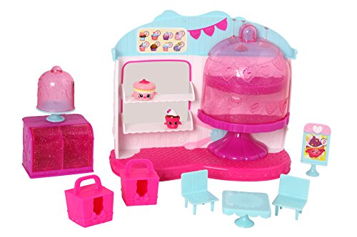 Shopkins Cupcake Queen Cafe Plays