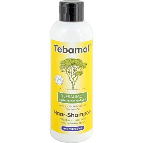 Tebamol Teebaumöl Haar-Shampoo, 200 ml Shampoo