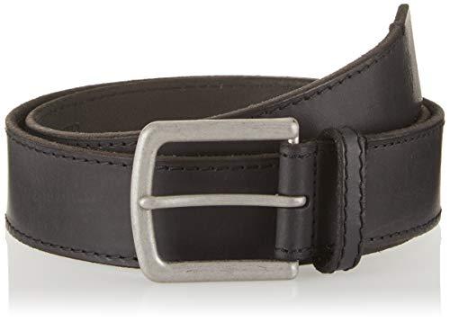 Springfield Cinturon Piel Tejano-c/01, Negro (Black 1), 85 (Tamaño del Fabricante: 85) para Hombre