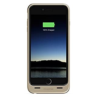 mophie juice pack Battery Case for Apple iPhone 6 Plus / 6s Plus - Gold (B00THJZSYS) | Amazon price tracker / tracking, Amazon price history charts, Amazon price watches, Amazon price drop alerts