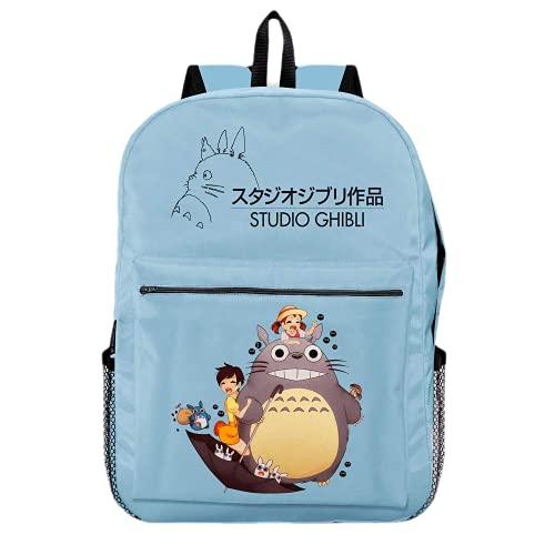 Mochila Escolar Meu Amigo Totoro Studio Ghibli Anime Tumblr