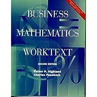 Business Mathematics Worktext (2nd Edition)【洋書】 [並行輸入品]