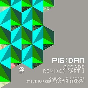 Decade Remixed Pt. 1