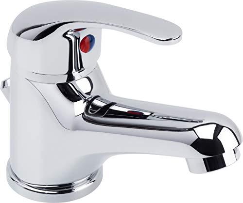 Miscelatore monocomando per lavabo con aeratore - SA850
