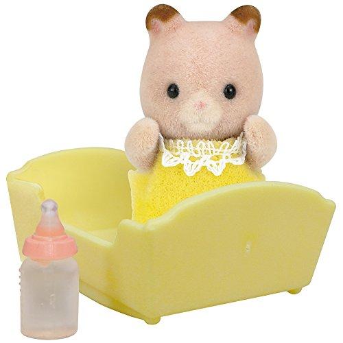 Sylvanian Families 3585 – Hamster baby samlarfigur