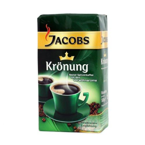 Jacobs Kr?nung Aroma Ground Coffee 12x500 gr.