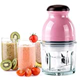 Unicron Electric One Touch Mini Food Processor Blenders Mixers Grinder Chopper Capsule Cutter