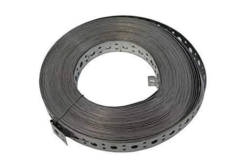 Lochband 25mm breit / 25m lang