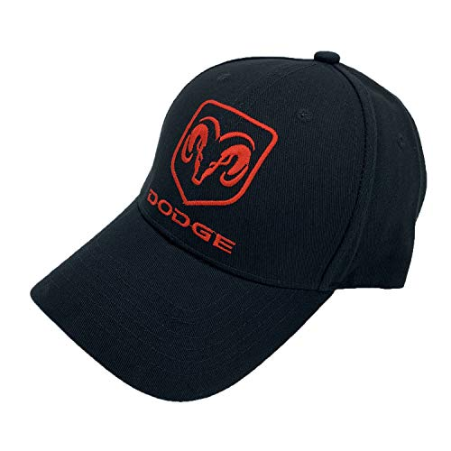 Wall Stickz Logo Embroidered Adjustable Baseball Caps for Men and Women Hat Travel Cap Racing Motor Hat fit Dodge Accessory