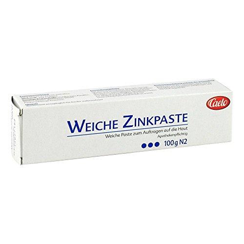 ZINKPASTE weich Caelo HV-Packung 100 g