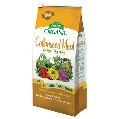 Espoma CM3 Cottonseed Meal, 3.5-Pound