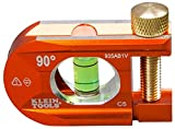 Klein Tools 935AB1V Level, Offset Conduit Bending Level, 1 Vial, ACCU-BEND Precise 90-Degree Bends