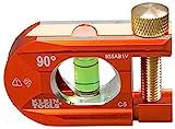 Klein Tools 935AB1V ACCU-Bend Level, 1 Vial, Original Version, 5.75 Inch