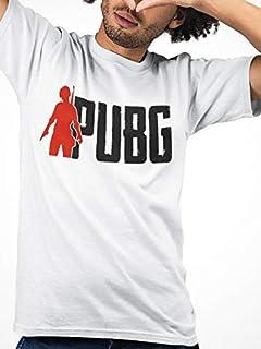 PUBG ATIQ T-Shirt for Men, L