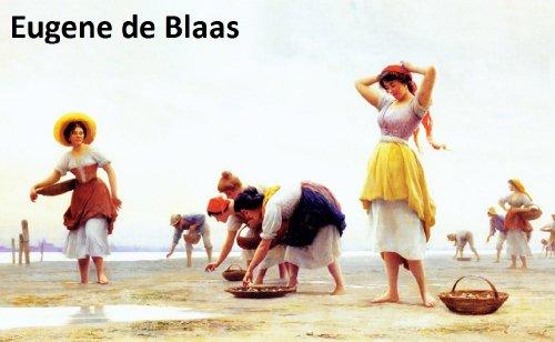 80 Color Paintings of Eugene de Blaas - Italian Painter - Academic Art (July 24, 1843 - February 10, 1932) (English Edition)