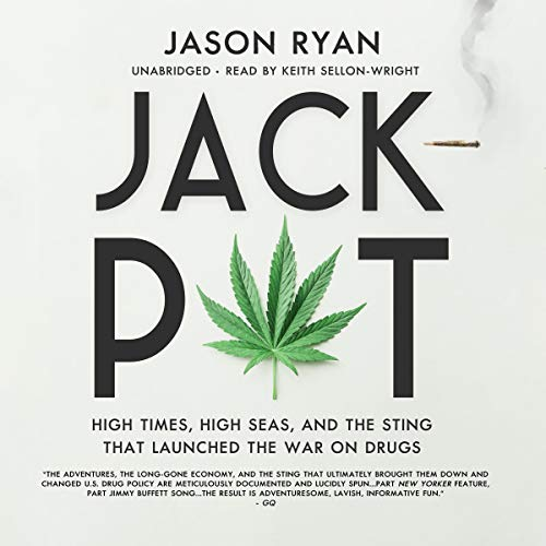 Jackpot audiobook cover art