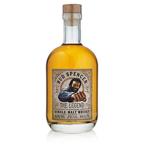 Bud Spencer - The Legend Single Malt Whisky 0,7 Liter, 46{007a5f06f798f8c71868b6e260ff78bdfd04499645d92363ebb0f93c17fb24cd} Vol.