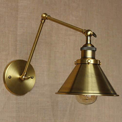 Applique en laiton, suspension, plafonnier, suspension en métal version E27 pour passerelle étude chambre chambre enfant