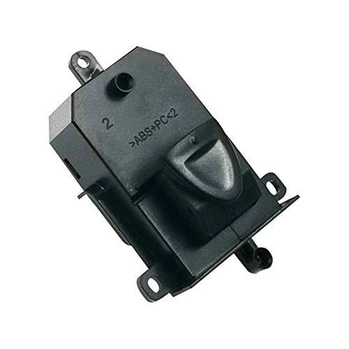Controlador de interruptor de ventana 35760-SNA-J02YT Interruptor de control de elevalunas Negro