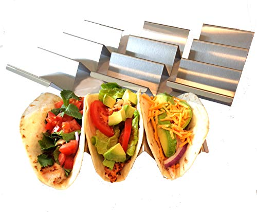 Taco Holder - Taco Holders Stainless Steel - Taco Stand