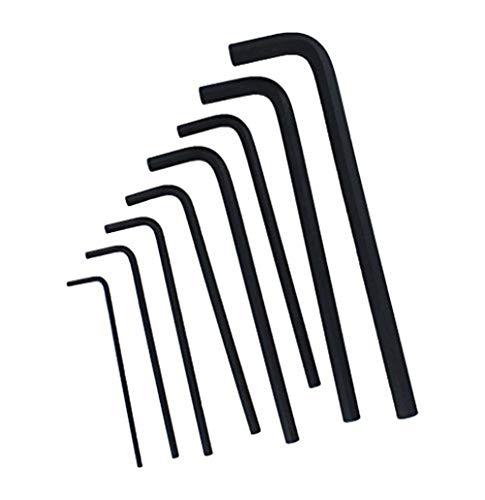 Bondhus 48332 Tamper Resistant Hex L-Wrenches, Set of 8