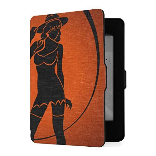 Hülle für Kindle Paperwhite 1/2/3 Generation Kindle Paperwhite Hülle Hülle Witch...