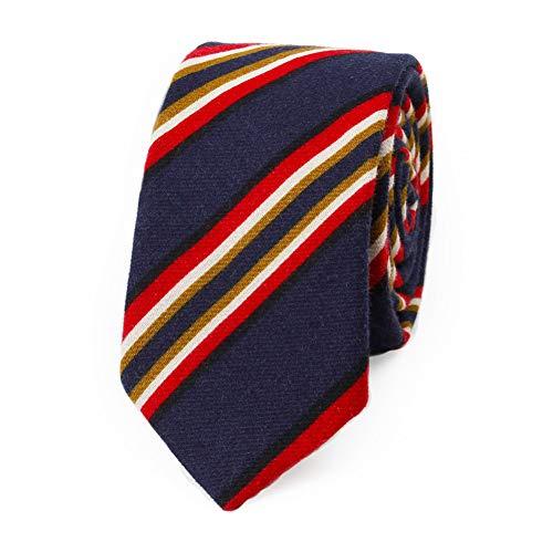 COLILI Gestreifte Krawatte Für Männer Schmale, Lässige Herren-Krawatten Für HochzeitsfeiernDünne Krawatten Für Frauen Bedruckte Krawatten Für Männer