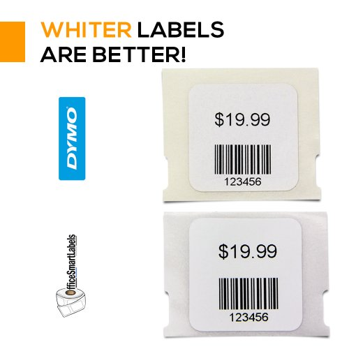 """OfficeSmartLabels - 1"""" x 1"""" Multipurpose Labels, Compatible with 30332 (1 Roll - 750 Labels Per Roll) Photo #4"""