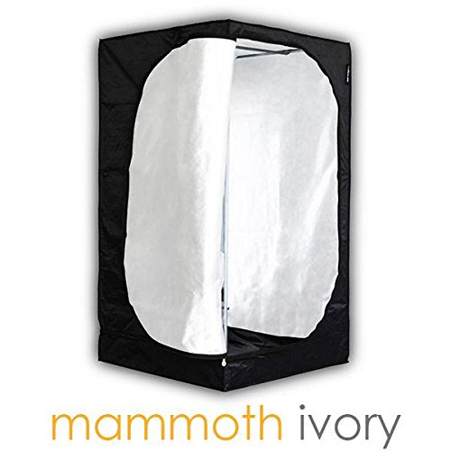 Mammoth Ivory 90 - GrowBox 90x90x160cm