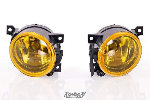 Nebelscheinwerfer Set, gelb, klar