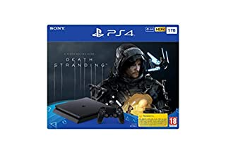 PlayStation 4 Consola de 1 TB + Death Stranding (PS4) (B07ZDQN67S) | Amazon price tracker / tracking, Amazon price history charts, Amazon price watches, Amazon price drop alerts